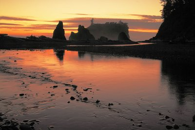 Ruby Beach, WA - Olympic National Park