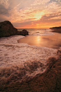 Leo Carrillo State Beach, Malibu, CA