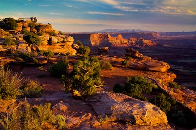 Dead Horse Point Sunset