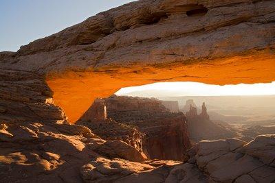 Mesa Arch, UT Med Wide - Craig Wolf