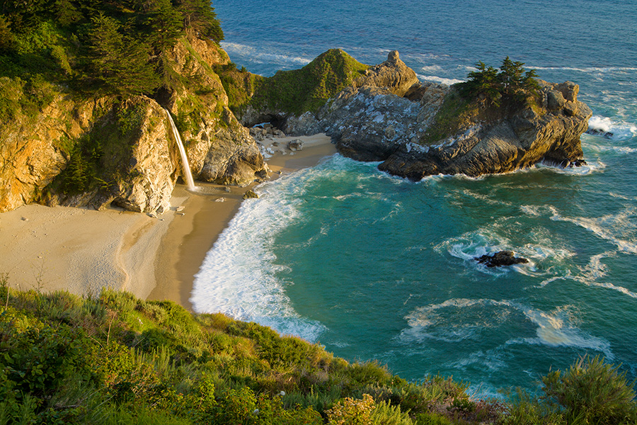 Big sur state park for Big sur national park cabins