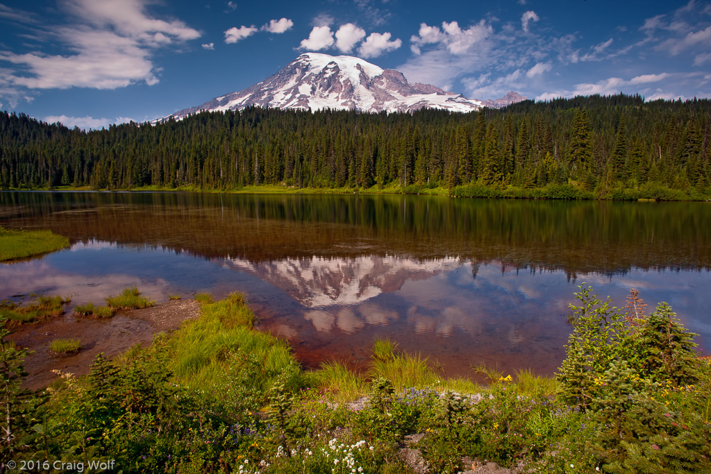 Mount Rainier National Park, WA